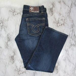 Big Star Pioneer Boot Cut Men's Jeans Size 34/30